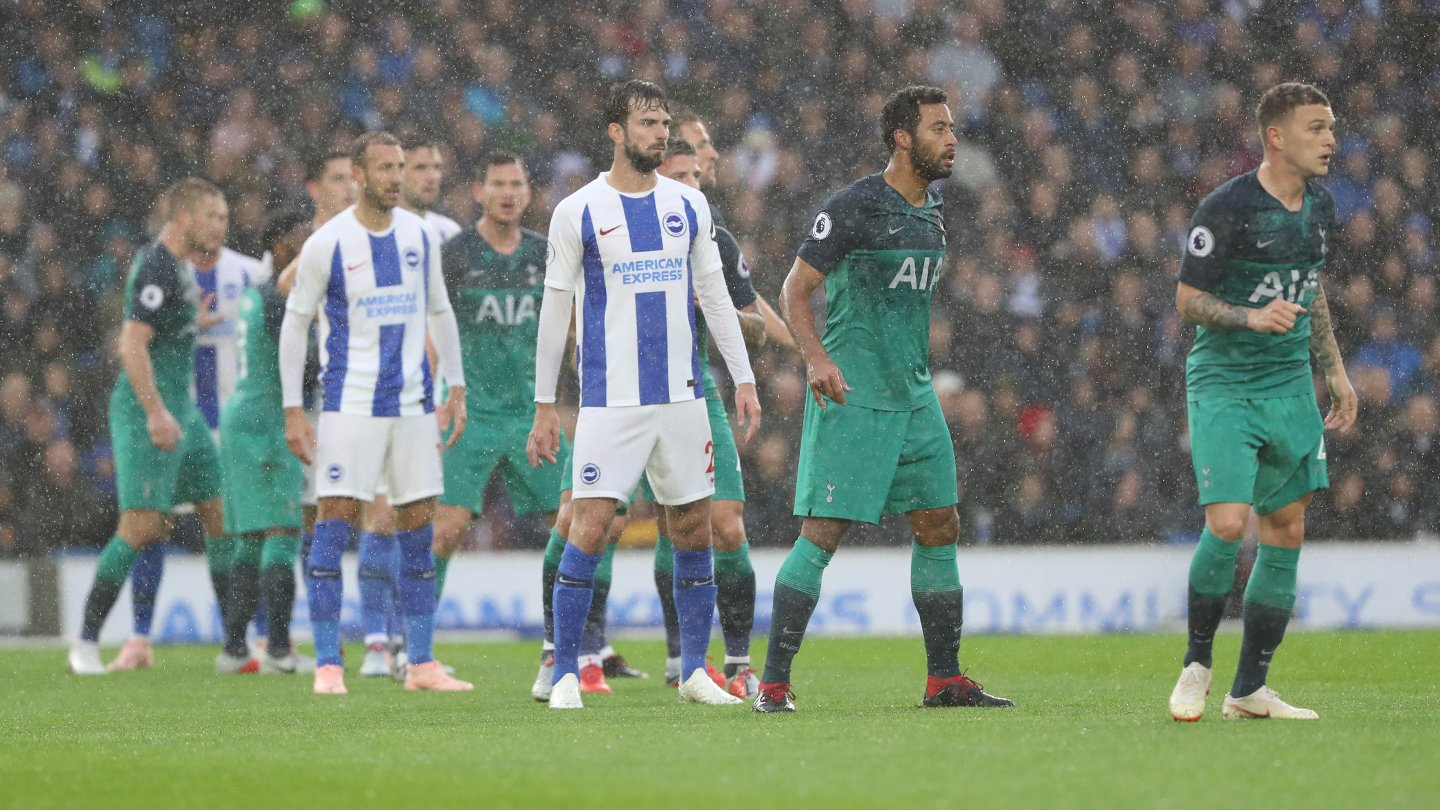 Balogun Benched Again As Brighton Lose To Spurs