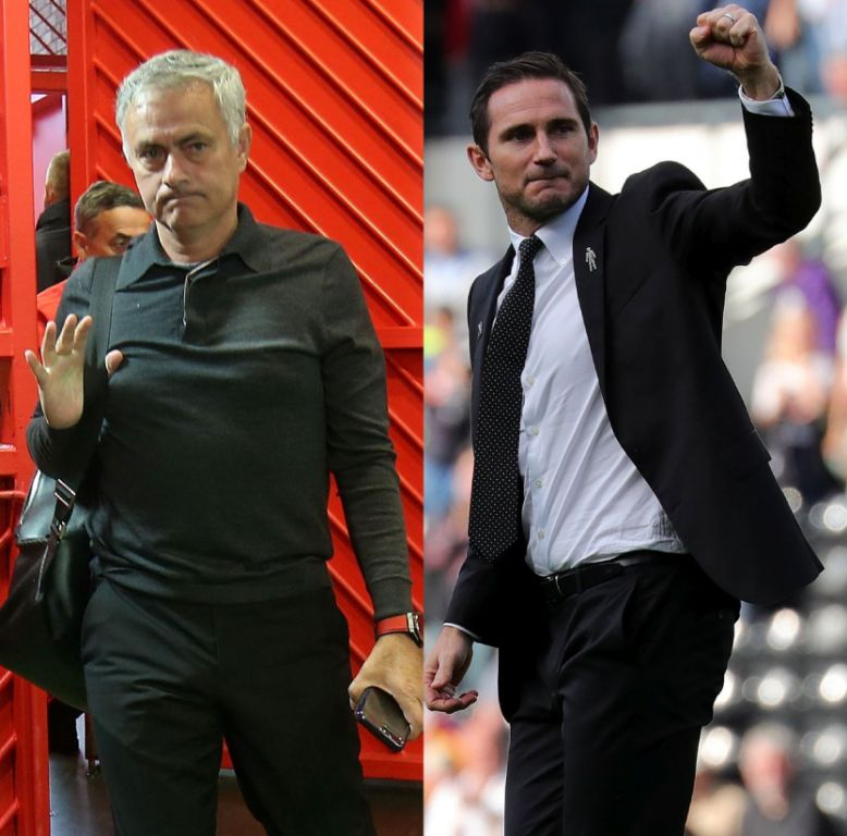 Lampard: Mourinho Is Still The Special One