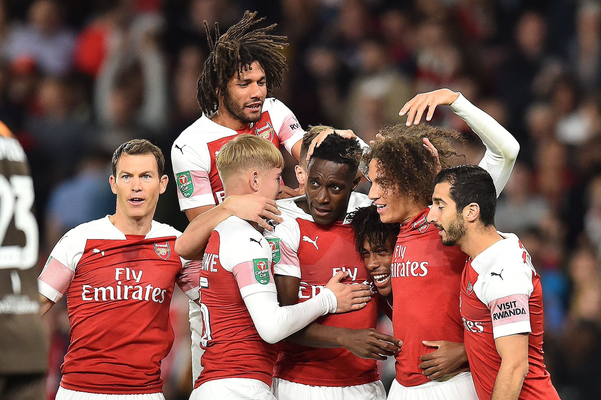 Iwobi Eager To Help Arsenal Bag Carabao Cup 4th Round Win