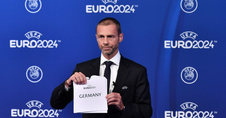 Germany To Host Euro 2024, Beat Turkey's Rival Bid