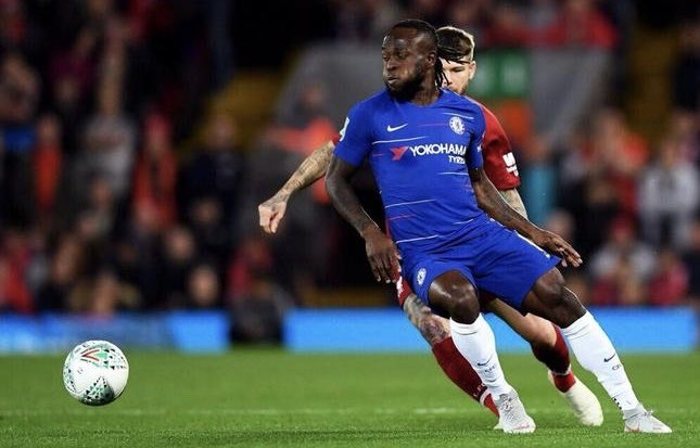 Carabao Cup: Moses Celebrates Chelsea 'Great Win' Vs Liverpool