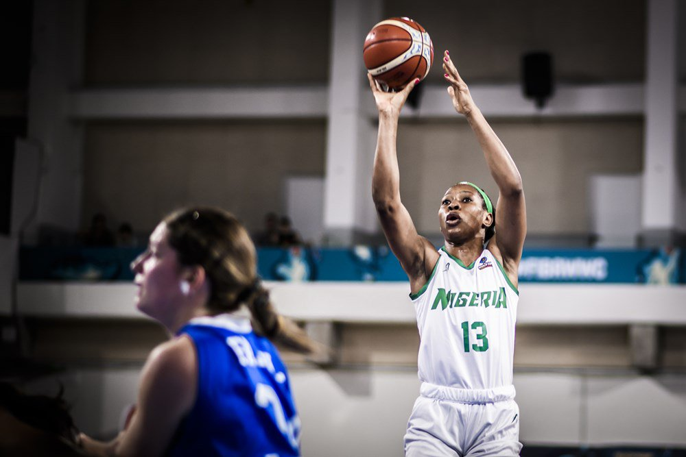 Akhator, 13 Others Nominated for 2018 FIBA Women's World Cup MVP
