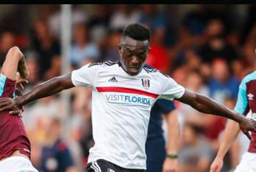 Fulham Midfielder Makes Guinea Switch