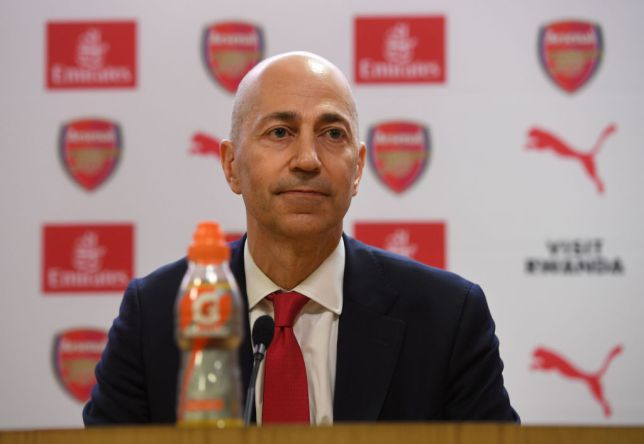 Emery Denies Knowledge Over Gazidis Exit