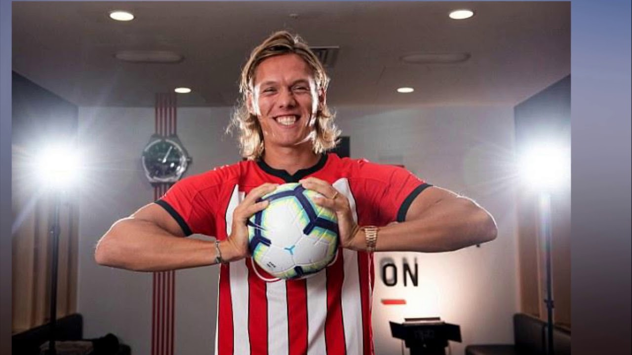 Vestergaard Enjoying Premier League Passion