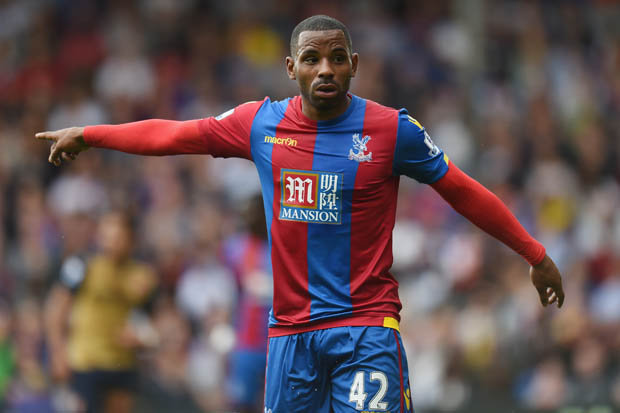 Palace Veteran On Forest Radar