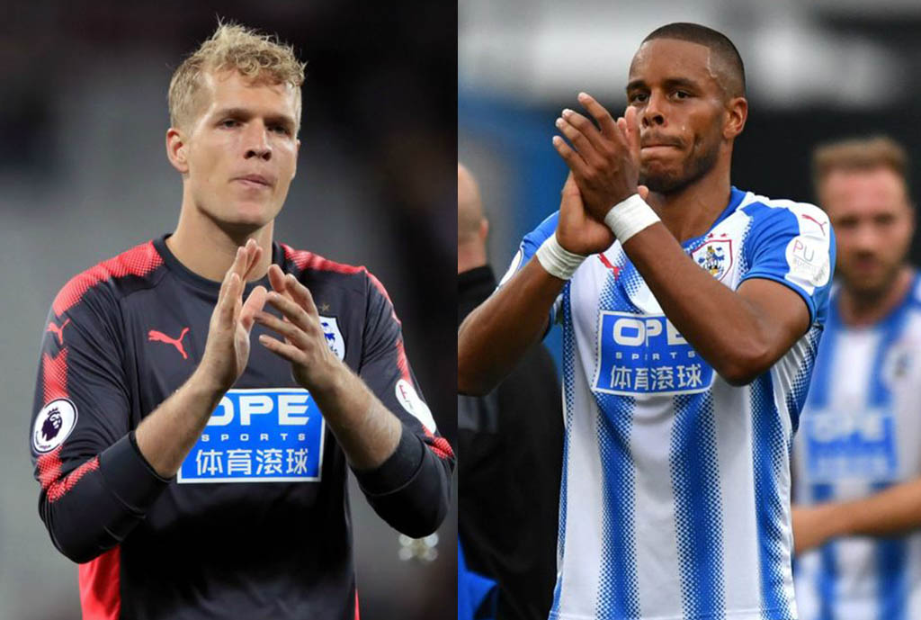 Huddersfield Duo Named In Denmark Squad