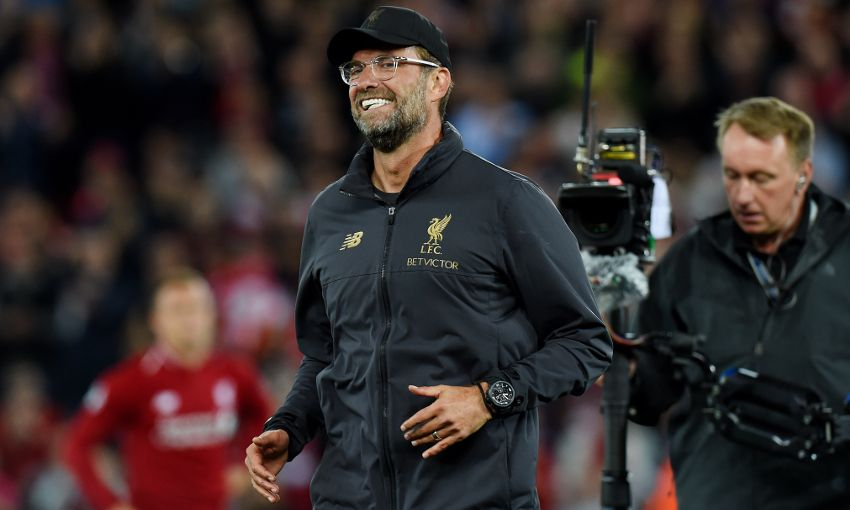 Klopp: Liverpool Win Over PSG Special