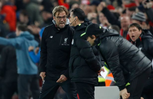 Klopp Eyes Revenge On Blues