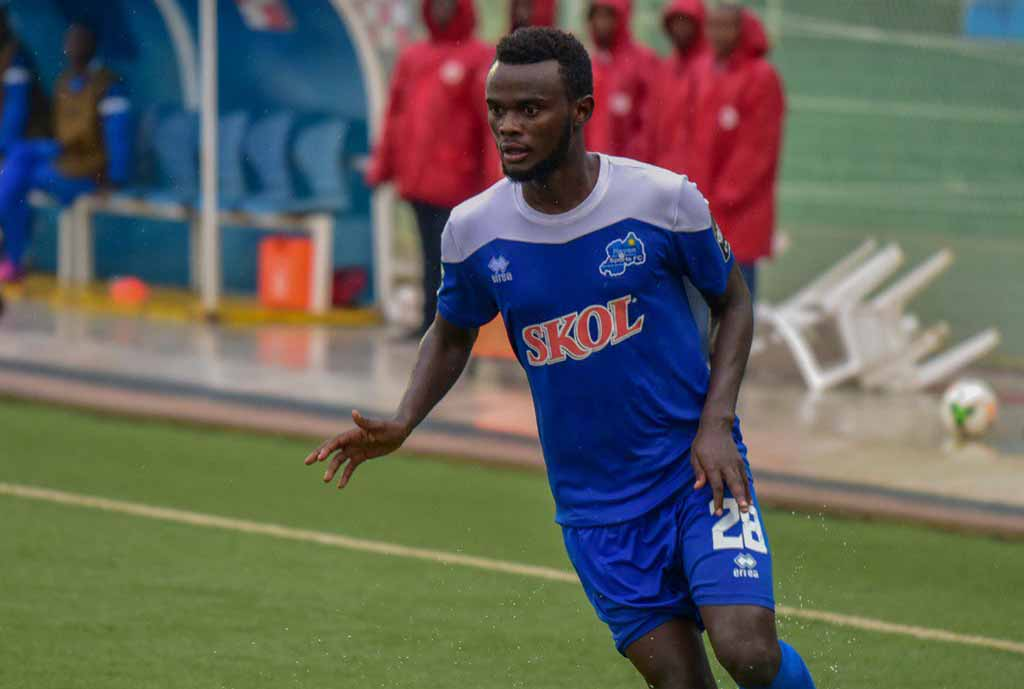 CAFCC Q-Finals: Rayon Sports' Djabel Wants Win Vs Enyimba To Toast Contract Extension
