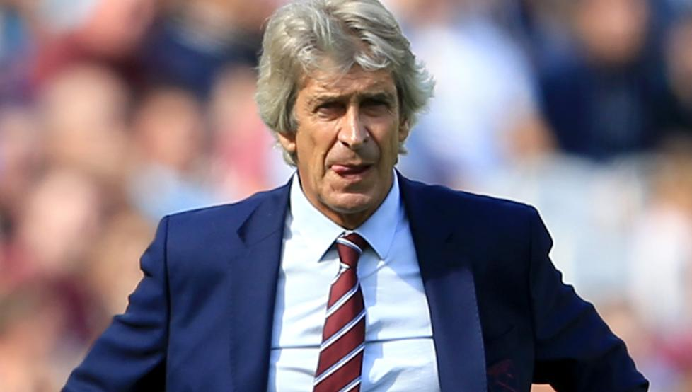 Manuel Pellegrini Hoping For Injury Lift
