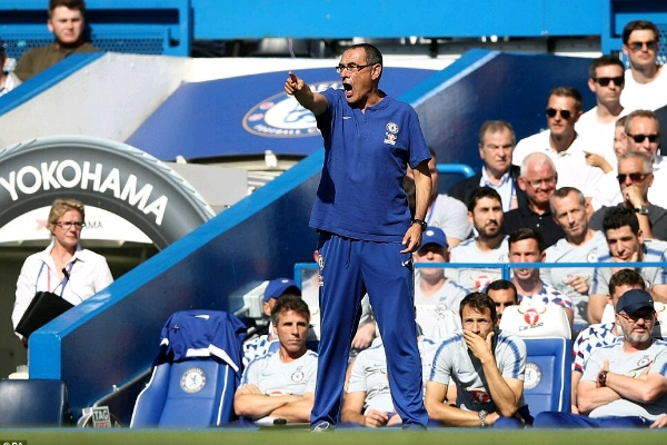 Sarri Pleased With Chelsea Players After Four-Game Unbeaten Feat