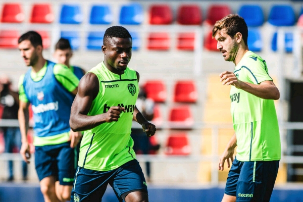Simon Still Out Over Poor Fitness As Levante Visit Espanyol
