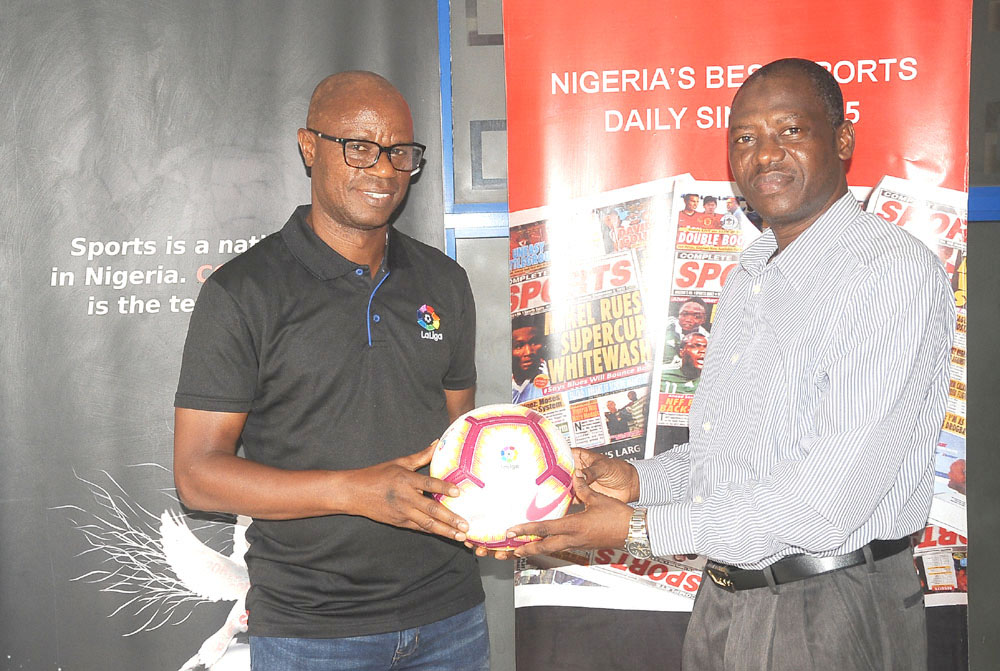 Why We Choose Complete Sports As La Liga Media Partner – Mutiu Adepoju