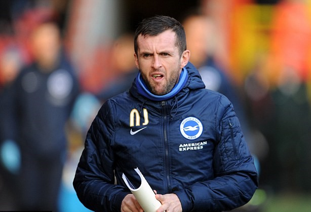 Hatters Boss Won't Look Down On Brighton