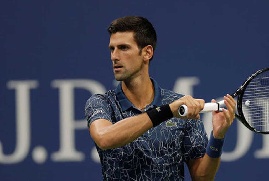 Djokovic Has Number 14 In His Sights