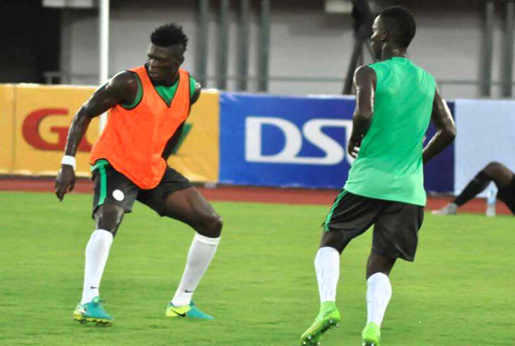 FC Ifeanyiubah Defender Adeleye Happy With Super Eagles Call-up