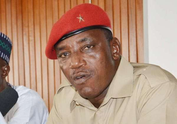 Dalung: NFF's September 20 Elections Not Recognised By Nigerian Law