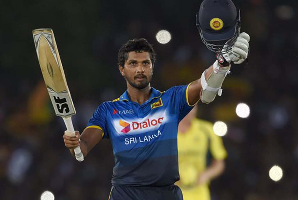 Chandimal Out Of Asia Cup