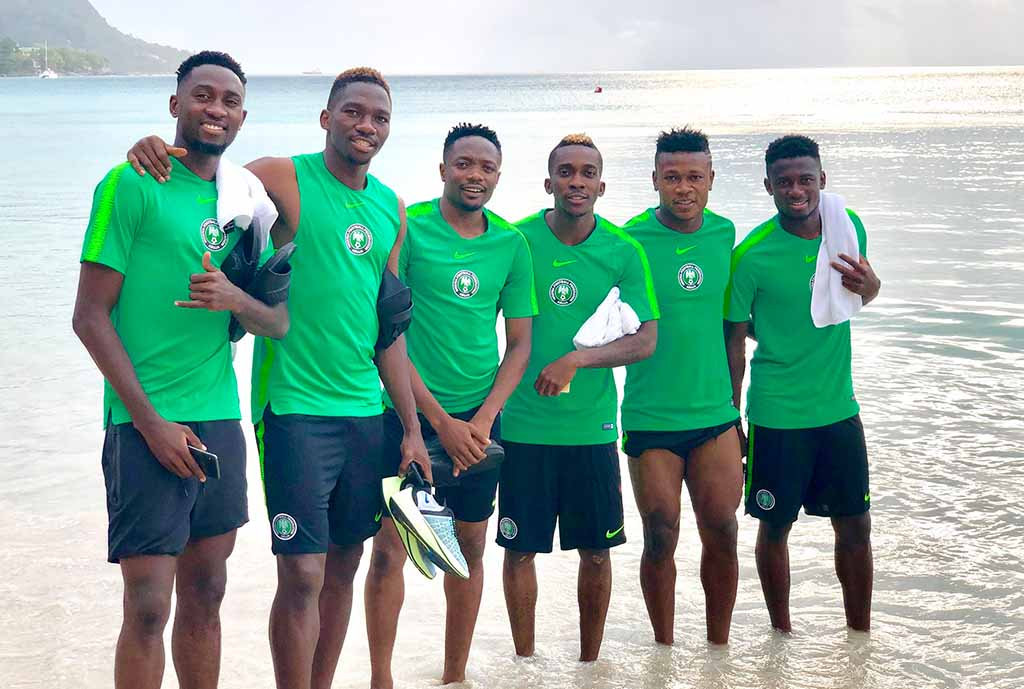 Onyekuru: It's Great To Be Back With Super Eagles Again