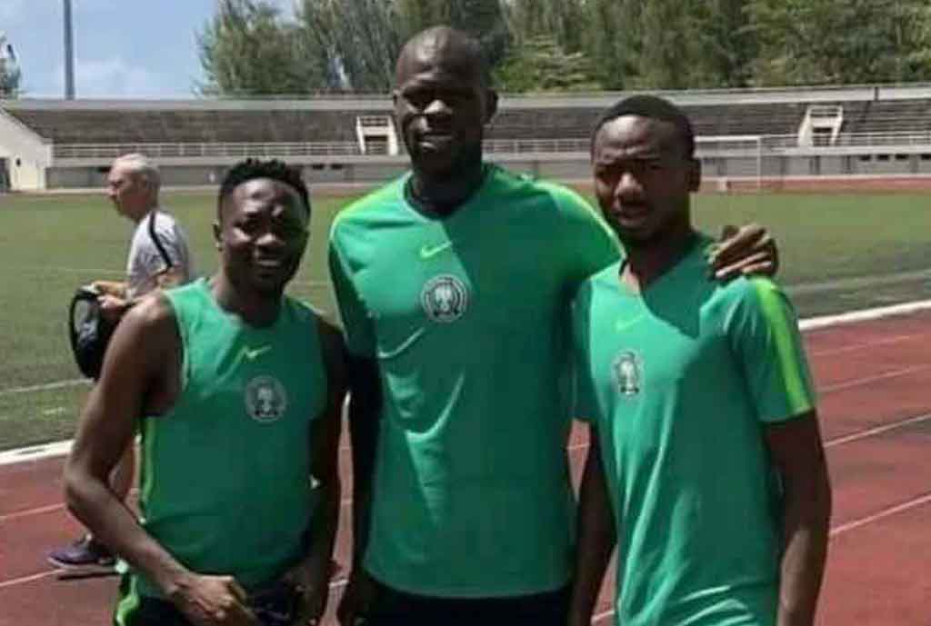 Eagles Arrive Abuja From Seychelles, Depart For Monrovia Tuesday Morning