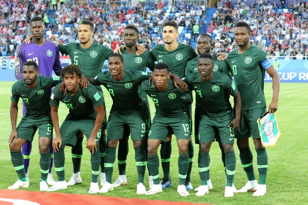 Super Eagles, Liberia Clash In Friendly Tuesday In Monrovia