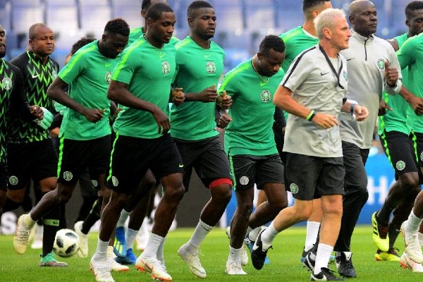 12 Eagles Already In Victoria Camp Tuesday Morning Ahead Seychelles Clash