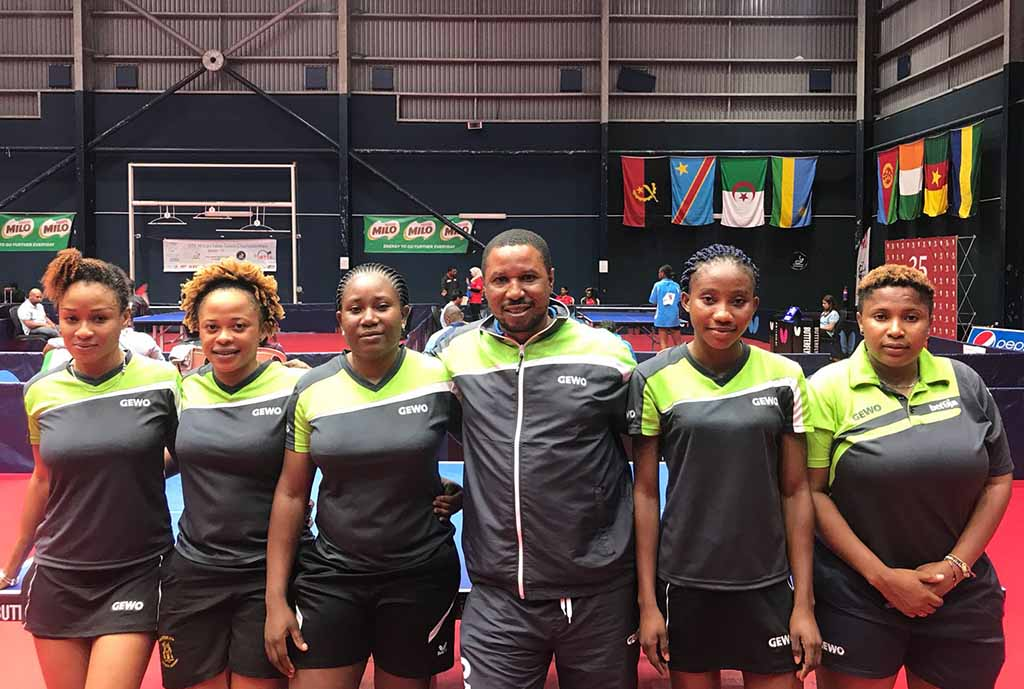 2018 ITTF African Championships: Nigeria, Egypt Battle For Tokyo 2019 Spots