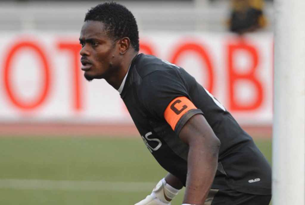 Enyimba Goalie, Afelokhai: We'll  Not Underrate Rayon Sports In Next CAFCC Tie