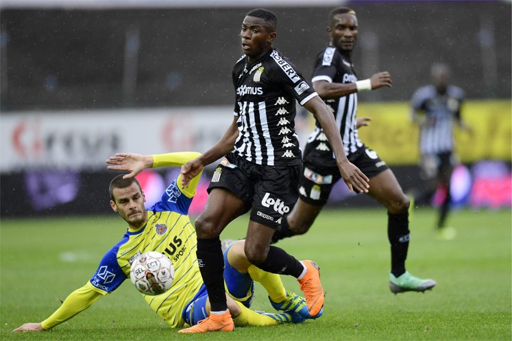 Roundup: Osimhen Scores 1st Career Goal In Charleroi Draw; Onazi, Nwakaeme Lose With Trabzonspor