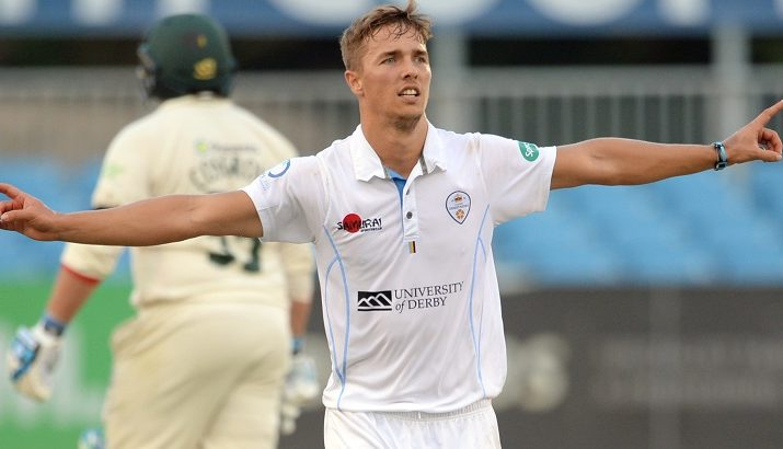 Davis Makes Leicestershire Switch