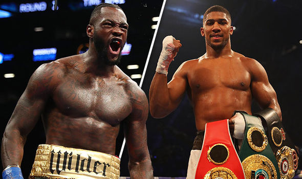 Joshua Throws Down Gauntlet To Wilder