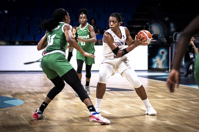 FIBA WWC: D'Tigress Bow To France In Classification Match