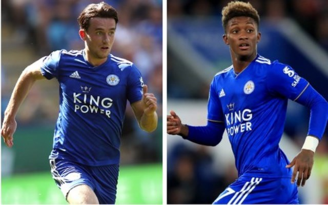England Call Up Foxes Duo