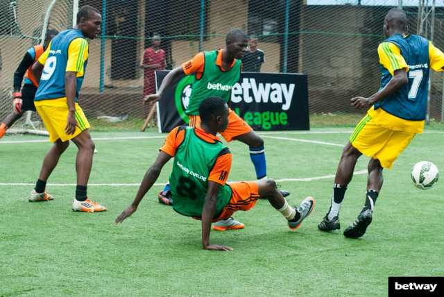 7 Lagos 5-A-Side Football Hotbeds