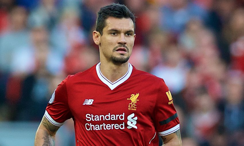 Lovren Still Has Work To Do