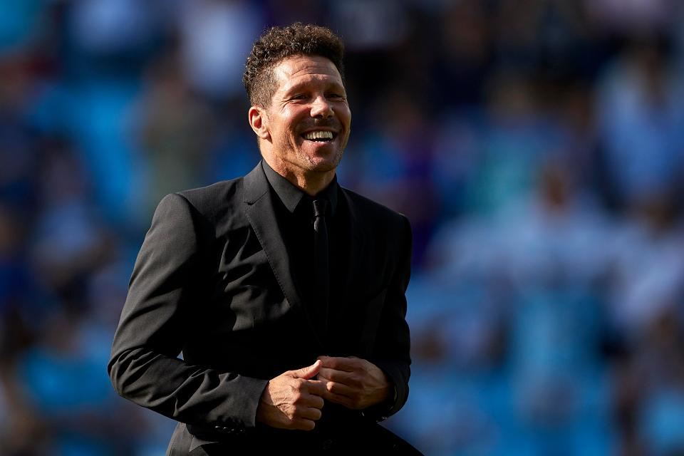 Simeone Agent Fuels Inter Rumours