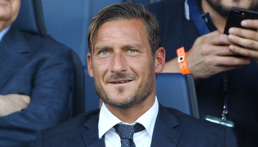 Totti Attempted 'Unthinkable' Transfers
