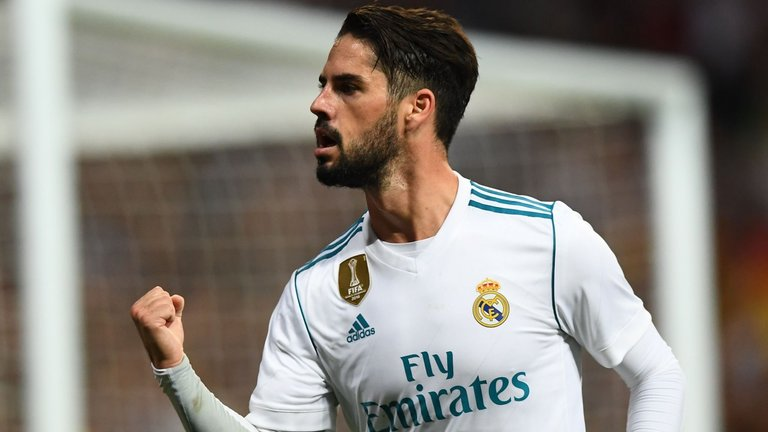 Isco Happy To Play Wherever