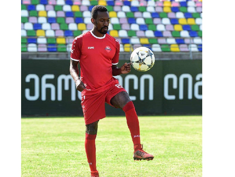 Williams Upbeat of Lokomotivi Tbilisi Chances
