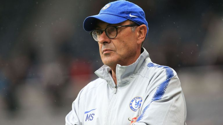 Sarri Set To Ring The Changes