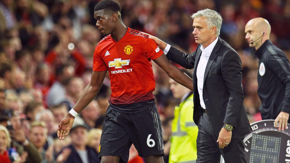 Mourinho Reserved In Pogba Praise