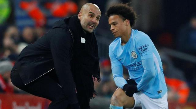 Pep Plays Down Sane Absence