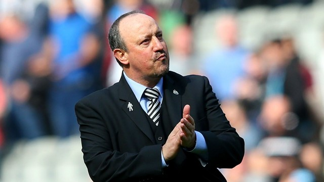 Benitez Backing Kenedy To Deliver
