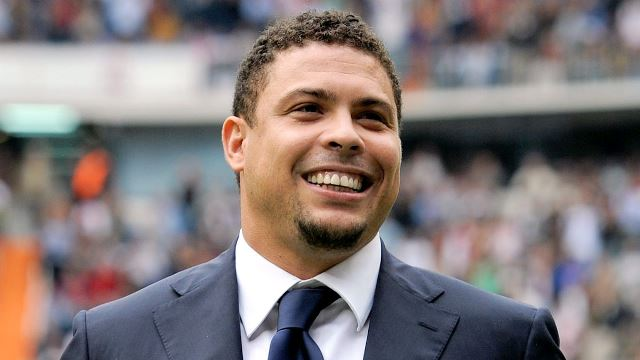 Brazilian Ronaldo Buys 51 Per Share In Spanish Club Real Valladolid