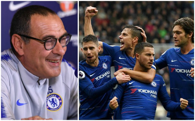 Five Chelsea Stars Who Can Force Their Way Into Sarri Plans