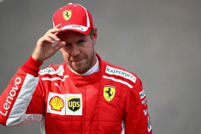 Newey Admits Vettel Title A Long Shot