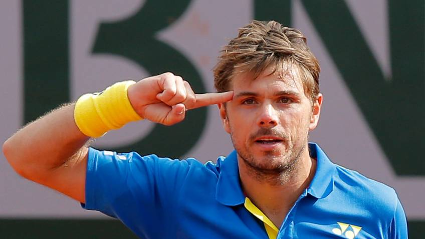 Wawrinka Upbeat And Targeting Strong Finish