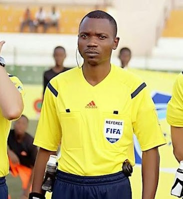CAF Appoints DR Congo Ref Ngambo For Super Eagles – Libya Clash