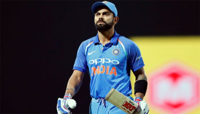 Kohli Rested For Asia Cup